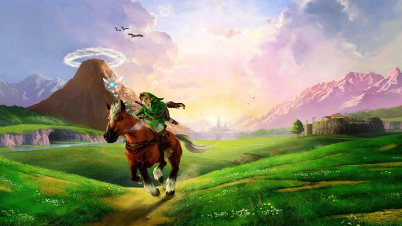 1080p Zelda Wallpaper: Full OST (Complete Soundtrack