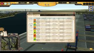 Lets Play Hafen Simulator 2012