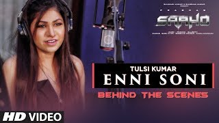 Making of Enni Soni/Ye Chota Nuvvunna Video | Tulsi Kumar | Guru Randhawa | Behind The Scenes