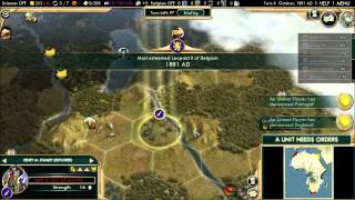 Civilization V - Dr Livingstone I presume? Achievement
