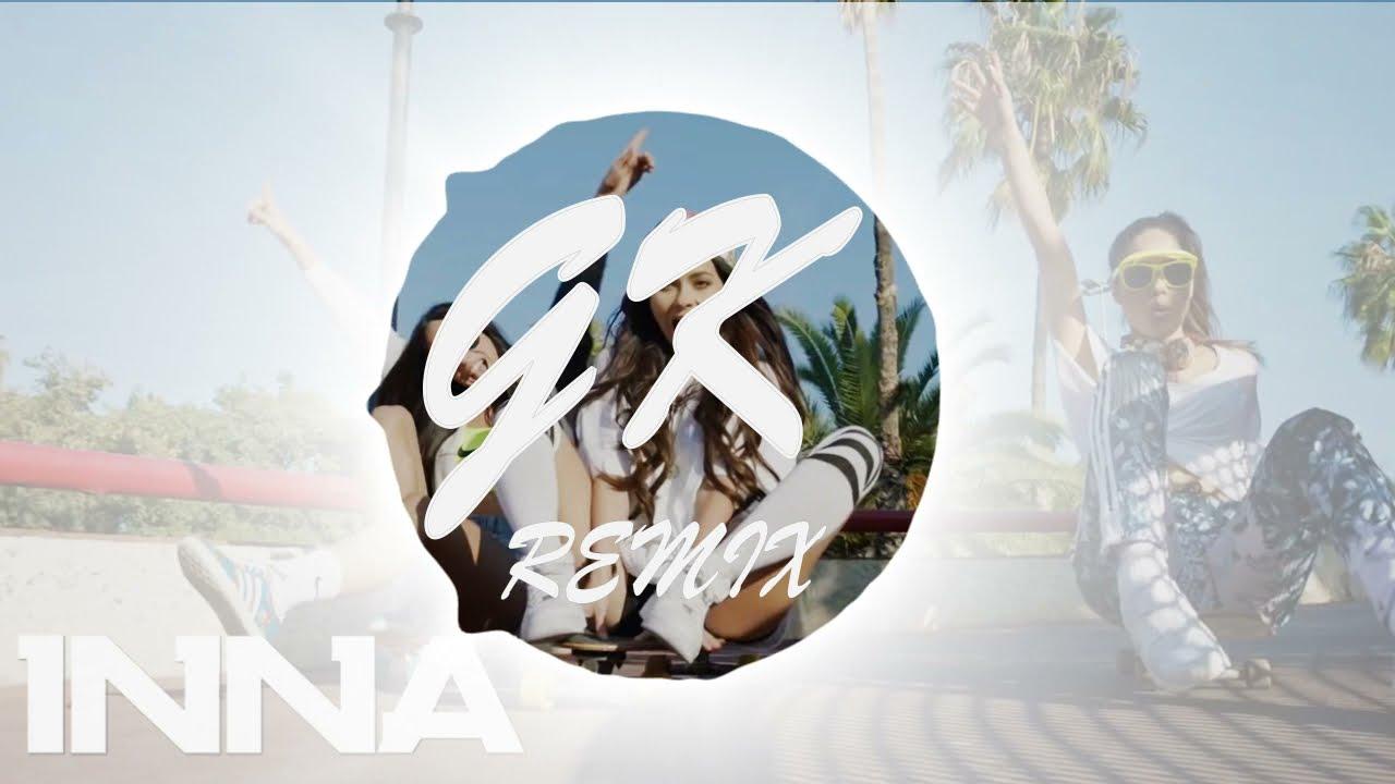 Inna Badboys Kick G Remix Youtube