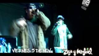 VIDEO MIX ZAJA & MAZHIEL / MENEALO, VIERNES 5