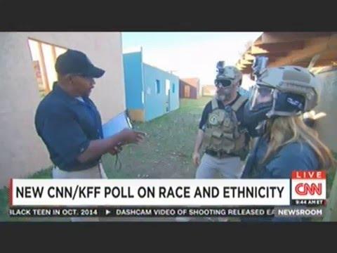 CNN Anchor goes through