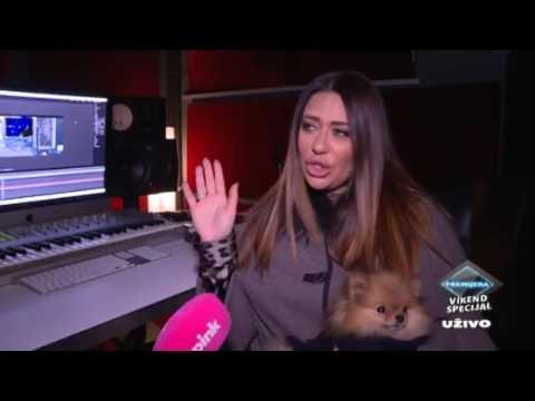 Ana Nikolic - Balkaton studio - Premijera Vikend Specijal - (TV Pink 19.02.2017.)