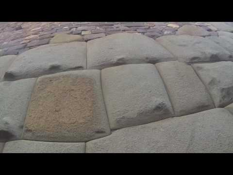 Ancient high-tech stonework in Peru: Cusco_ part 2