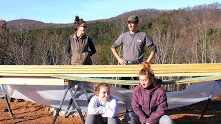 The Dirt Christmas Edition: Our Favorite Off Grid Homestead Memories