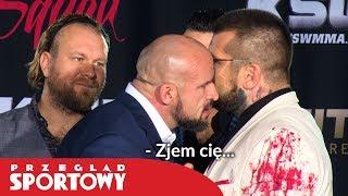 Popek, Burneika, Pudzian, Strachu, Różal i inni oko w oko z rywalami 2017 Video