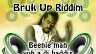 Bruk Up Riddim Mix