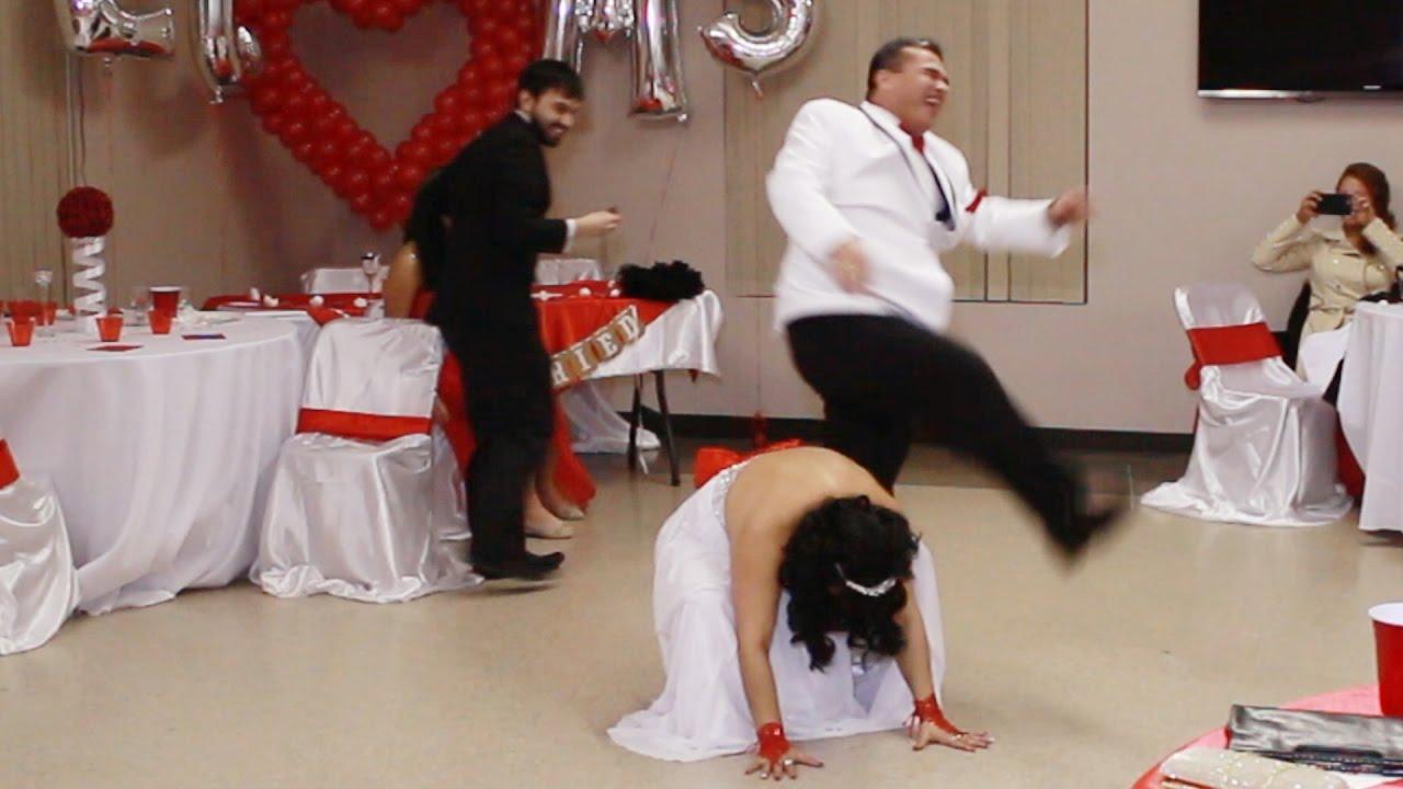 Baile Super Chistoso Renovación De Votos 25 Años De Casados