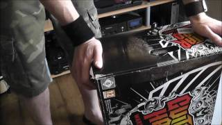 Unboxing And Testing My New Guitar Hero Drums - Warriors Of Rock