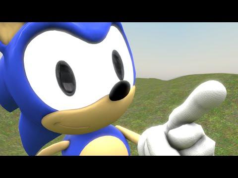 [SFM] Sonic Sez