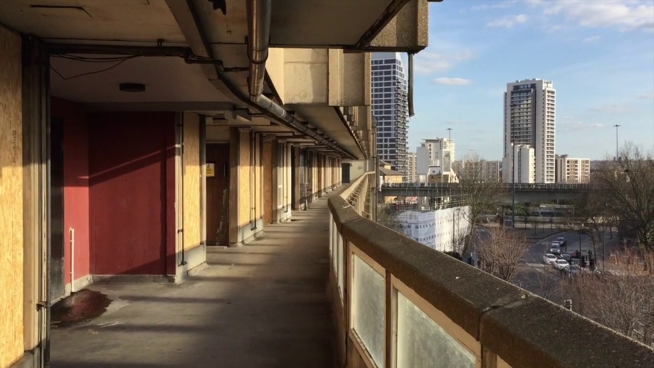 Robin Hood Gardens - A.J. Holmes - Money i(S) For Poor People - YouTube
