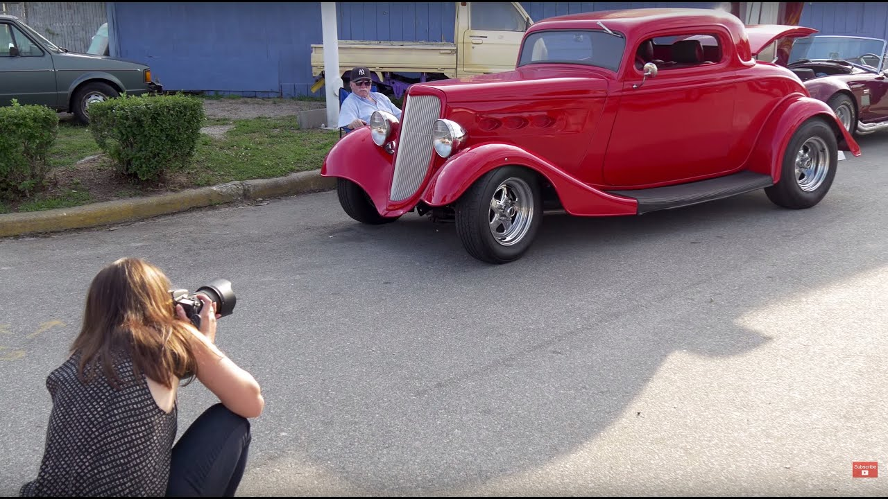 Attirant Car Show Photography Tips