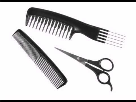ASMR Binaural 3D Holophonic Epic Haircut! [Female hairdresser]