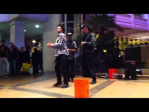 Las Vegas Strip Street Performers