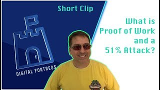 Short Clip: What is Proof of Work and a 51% Attack with Alex Tsankov