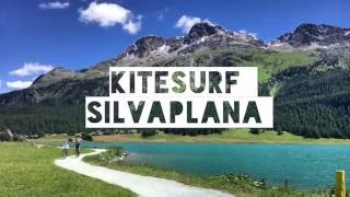 Kitesurf Silvaplana 2016 video clip