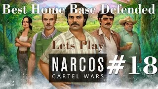 Narcos Cartel Wars Gameplay 18 New Best Home Base Defended