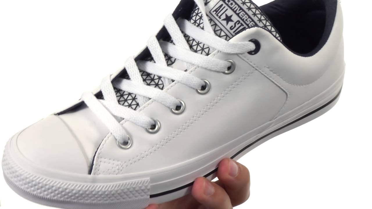 Converse Chuck Taylor® All Star® High Street Ox SUBtmSIOW