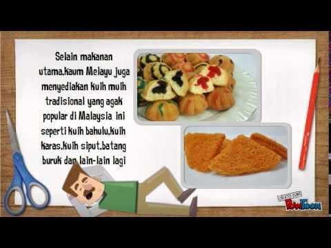 Makanan Tradisional Kaum Di Malaysia Youtube