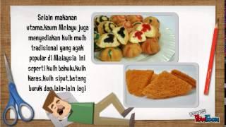 Makanan Tradisional Kaum Di Malaysia