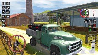 Uphill Pickup Truck Driving Simulator Offroad - Android Gameplay #1 screenshot 1