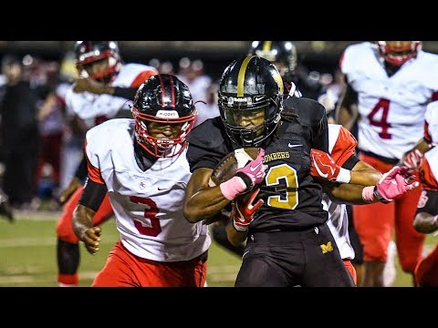 Game Highlights: Midwest City vs Del City