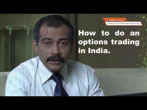 How to trade in future and option in india