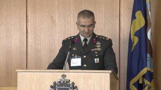 2014 McCain Conference, Comparative Warfare Ethics: Sunni Islam andTurkish perspectives