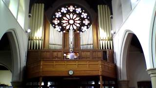 PRAISE TO THE LORD ,THE ALMIGHTY, THE KING OF CREATION - ORGAN Stephen Mann