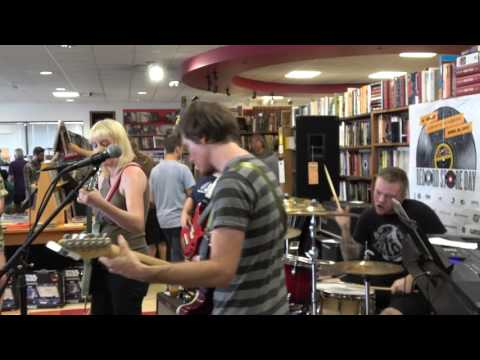 DIe Alps! RSD 2017 @ Mojo Books and Records, Tampa FL