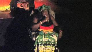 Flora LIVE at African Cultural Night 2014 P1