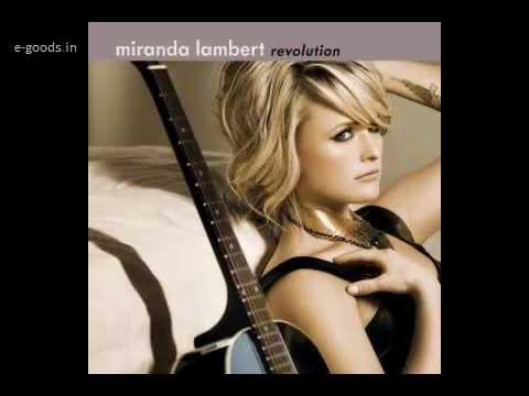 Miranda Lambert - Airstream Song