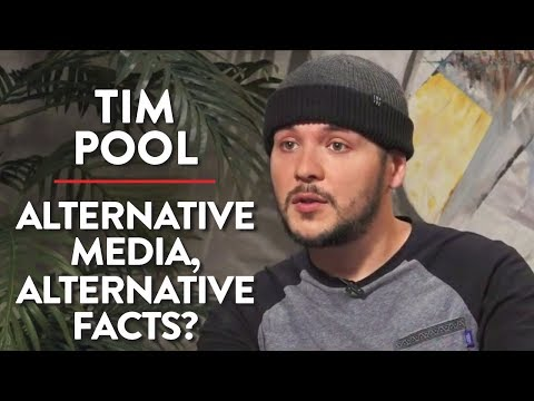 LIVE with Tim Pool: Alternative Media, Alternative Facts?