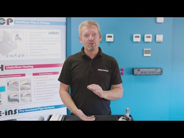 Underfloor Heating in New Builds or Extensions - Multipipe