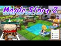 Maple Story 2 F2P 1st Impressions  // Homestead Building Map // Breakdown