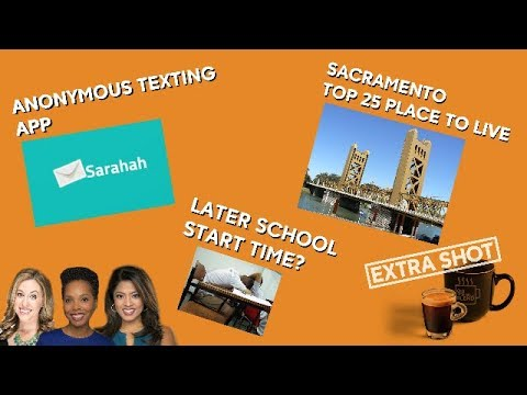 Proposal to delay school start times in California