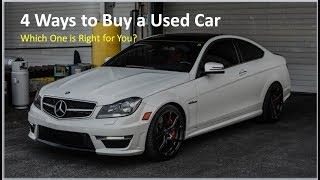 4 Ways to Buy a Cheap Used Car and Not Get Screwed or Ripped Off