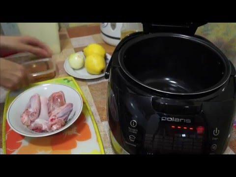 Курица с айвой в мультиварке рецепт
