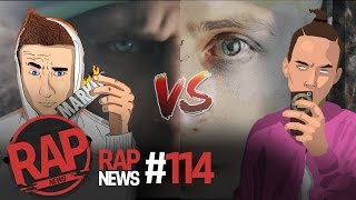 RapNews #114 [VERSUS: АРТЁМ ЛОИК VS GALAT; SVYAT VS .OTRIX, MARKUL VS DARK PROMO]