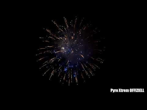 Feuerwerk Bietigheimer Pferdemarkt