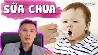 Bé mấy tháng tuổi ăn được sữa chua? Lượng ăn sữa chua chuẩn xác theo từng độ tuổi