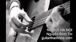 NGƯỜI HÀ NỘI - Guitar Solo