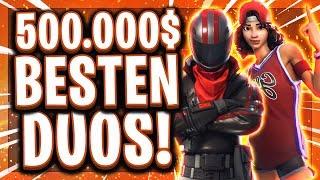💪😳💶500.000$ PREISGELD! | Wie viel bekommt das beste deutsche Duo?! | Highlights Fortnite eSports!