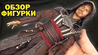 Ассасин Агилар из фильма Assassin's Creed с Майклом Фассбендером: обзор фигурки 1/6 от Damtoys