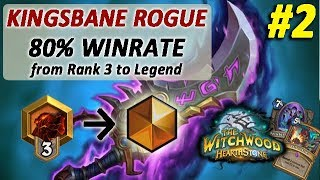 Kingsbane Rogue vs Tempo Mage #2
