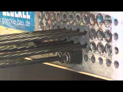 Paul - Spannbeton-Technik Im Einsatz