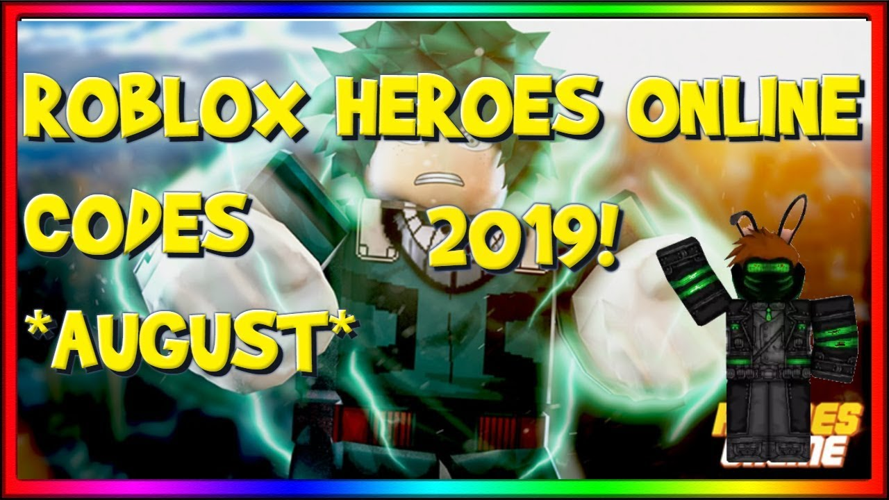 Roblox Heroes Online Epic Spin Code - Heroes Online New Codes Roblox August 2019