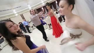 Армянская невеста отжигает на очень веселой свадьбе 1