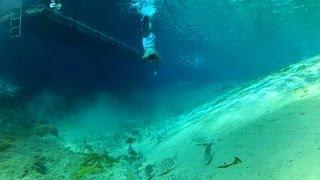 Snorkeling Weeki Wachee Springs Florida